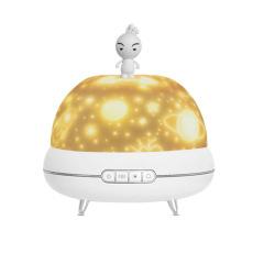 旋转公仔音乐星星投影灯 儿童海洋音乐盒小夜灯 创意小礼品