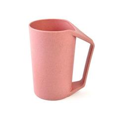 小麦斜漱口杯家用洗漱杯子 创意简约 活动奖品