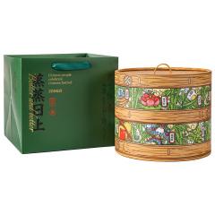【蒸蒸日上】端午粽子礼盒套装 多口味粽子+香囊 端午礼品