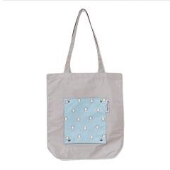 便携折叠环保购物袋 防水材质设计超大容量 实用性礼品