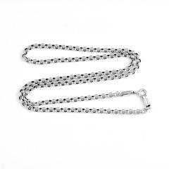 925纯银项链 3mm项链(搭配吊坠用)