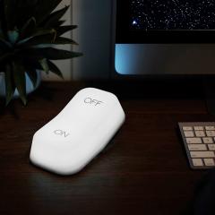 【ON/OFF】创意设计重力感应开关灯 智能节能LED氛围灯 卧室床头触摸小夜灯 生活中什么奖励最好