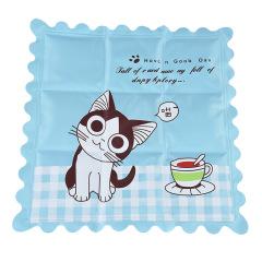 【来图定制】夏季降温冰晶水垫 清凉冰爽坐垫 logo定制 夏天什么礼品是爆品
