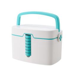 大容量医疗箱便携收纳盒 家用特大号多层急救药医药箱 家居礼品