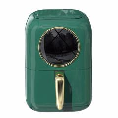 康佳(KONKA)家用可视圆窗 双层烤炸空气炸锅   小家电礼品