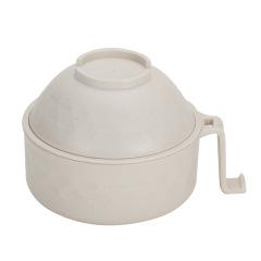 竹纤维多功能泡面碗套装 防烫实用 促销小礼品