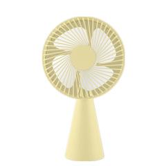 35度抬头手持小风扇 迷你简约桌面风扇 公司发什么福利好