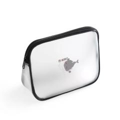 迷雾系列半透明化妆包洗漱包 柔软有型回弹性好 防皱防水 送女生的礼品