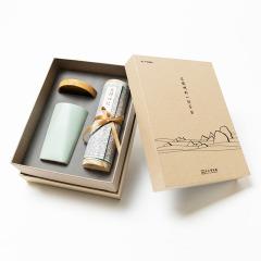 【苏州博物馆】文徽明的一杯茶 汝瓷衡山杯礼盒套装 教师节定制礼品