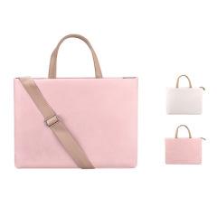 女士单肩手提笔记本包 华为苹果小米电脑包公文包 三八妇女节公司礼品