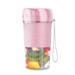 家用小型榨汁机 便携式果汁机电动迷你果汁杯 活动抽奖奖品