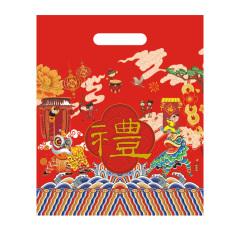 2020新春大礼包 鼠年对联福字红包台历组合手提袋装 新年礼品
