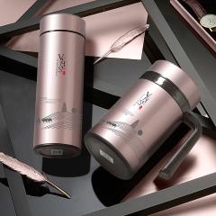 菲驰(VENES)梦回东方骨瓷直杯办公杯套装 200左右年会奖品