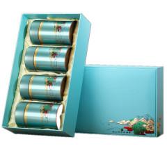 【香芽】明前碧螺春綠茶禮盒套裝 清甜口感 夏天準備什么禮品送顧客