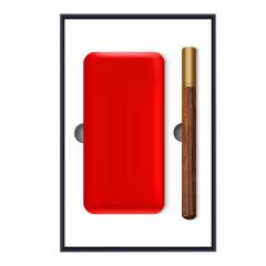 【甄选好物】简约商务四线充电宝+木笔礼盒套装 活动适用的伴手礼