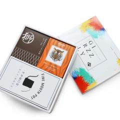 挂耳咖啡组合礼盒 20包纯黑咖啡粉+咖啡壶 开会议送客户实用小礼品