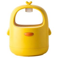 可愛呆毛靜音滅蚊燈 卡通室內光觸媒物理滅蚊燈 活動獎品推薦