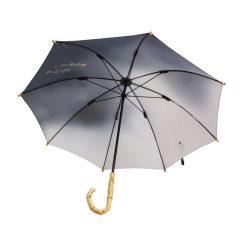 【苏州博物馆】乐志论水墨长柄竹节伞  复古实用  旅游纪念品