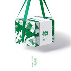 【端午-奋斗版】2020端午创意粽子套装 6粽6鸭蛋+解压神器 端午礼品