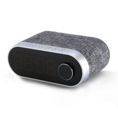 REMAX 音响和钟控的结合 闹钟蓝牙音箱 FM收音创意可插卡音响 有创意实用的东西 深圳定制礼品