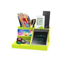 無紙辦公帶液晶手寫板多功能筆筒學生文具筆筒 辦公利器創意時尚辦公收納簡潔 辦公室送禮品