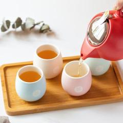 禅心缤纷茶具6件套 D1907   发布会的伴手礼