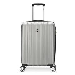 爱华仕(OIWAS)商务轻薄便携防刮纹路拉杆箱 商务出差行李箱 公司员工生日礼物