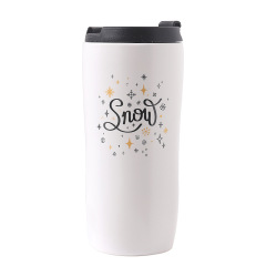 繁星璀璨陶瓷杯 带盖办公室泡茶杯咖啡杯 商务小礼物