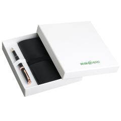 英雄/Hero 钢笔笔记本礼盒 时尚魅力可定制礼盒 周年庆商务礼品