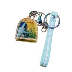 丑萌恐龙钥匙扣 可爱创意 推广活动小礼品