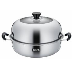 伯尔尼斯 德斯堡汤蒸锅加厚不锈钢 多功能使用 礼品定制
