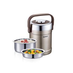 苏泊尔(SUPOR)味家系列保温提锅1.5L 保温桶+饭盒+菜盒 会员奖励礼品
