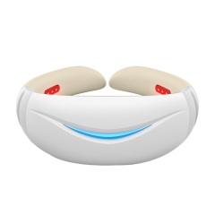 藍韻(LRNDWIND)頸椎按摩器理療儀脖子肩頸儀頸椎治療儀自動定時 價值400元的禮品