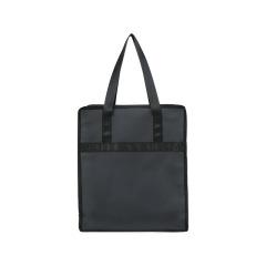 斜挎大容量单肩购物袋 便携防水 促销活动赠品