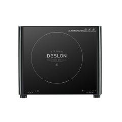 德世朗(DESLON)耐高温微晶面板微电脑电陶炉 家用宿舍用便携式灶头 公司活动奖品