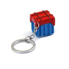 绝地求生飞机空投箱金属钥匙扣 送什么礼品给客户