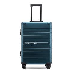 法国YESO 时尚潮范铝镁拉杆箱 商务出行差旅行李箱 游戏奖品买什么好