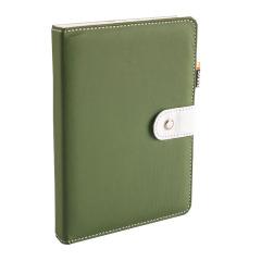 迷你彩色记忆按扣记事本 商务简约A5日记笔记本创意手账本 宣传礼品 商务礼品赠送