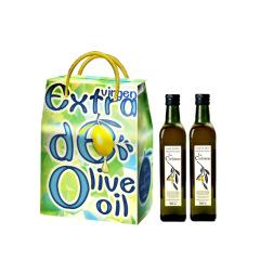 【香怡礼盒】春节礼盒套装 西班牙卡雅娜特级初榨橄榄油500ml*2 春节给员工送什么
