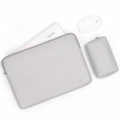 皮质笔记本电脑包 适用于多种轻薄本内胆包 数码礼品