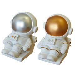宇航员躺椅 太空人桌面摆件 定制工艺礼品