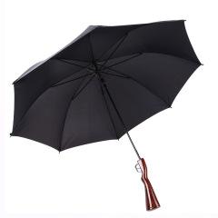 精致长柄直杆伞创意超大逼真步枪晴雨伞 有纪念意义的礼品