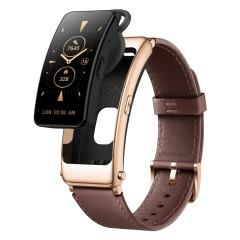 华为 运动智能手环B6 可拆卸为蓝牙耳机 时尚款摩卡棕 年终奖奖品