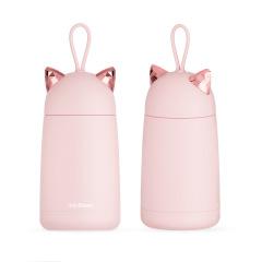 星鉆龍貓304不銹鋼保溫杯時尚創意水杯 幾十塊錢的小禮品