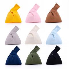 日式布艺纯棉布手腕包 迷你时尚 活动小礼品