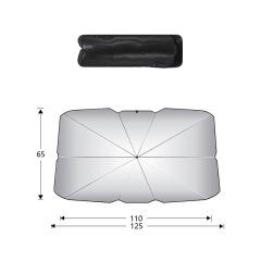 汽车挡前隔热布遮阳伞 遮光垫 汽车赠品有哪些