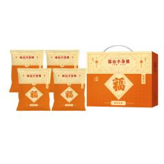 名物福运小杂粮礼盒A 福运•糙米218g+福运•青碗豆218g 公司活动的小奖品