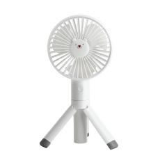 极地物种手持风扇 便携支架风扇 可收纳USB小风扇 桌面三脚架风扇 活动奖品