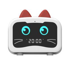 创意龙猫MINI闹钟蓝牙音箱 卡通萌宠无线蓝牙音响收音机 时尚实用礼品 最有创意的随手礼