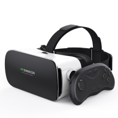 千幻魔镜8代vr3D眼镜头戴游戏手柄    创意活动礼品